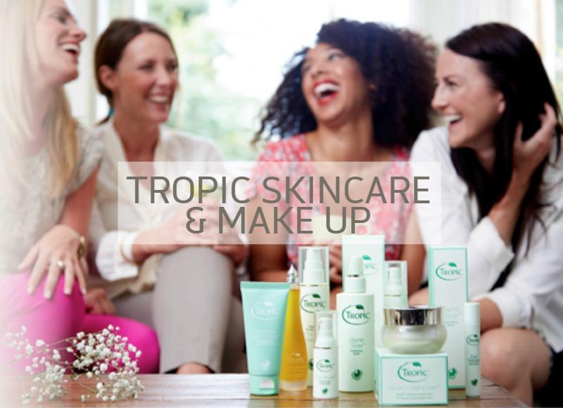Tropic skin care